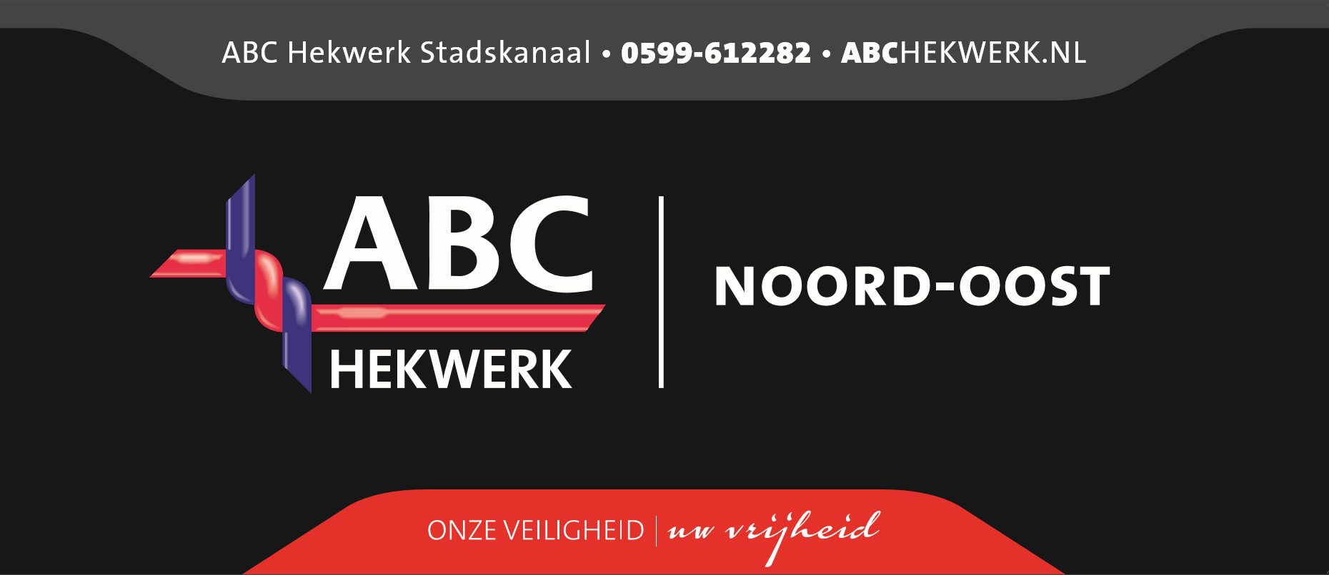 ABC hekwerk Noord Oost